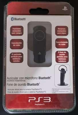 Auricular Con Micrófono Bluetooth Ps3