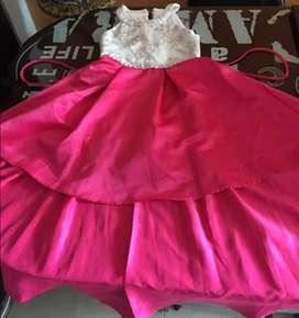 Hermoso Vestido de Gala para Niña