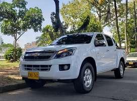 Chevrolet Dmax LS 4x4 2018 Full Extras
