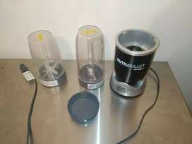 Licuadora nutribullet 600W usada