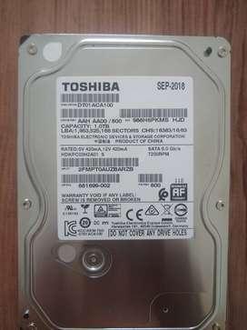 DISCO DURO TOSHIBA 1 TB PC