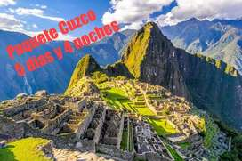 Paquete Turistico Cuzco 2 personas
