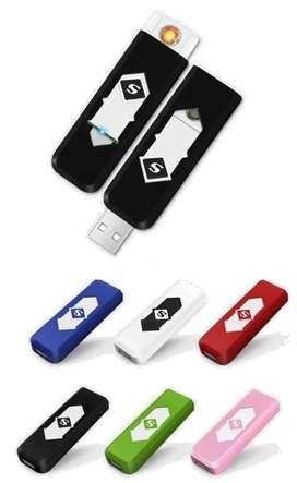 Practico encendedor eléctrico recargable por USB