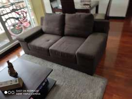 Sofa de dos puestos