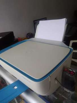 Impresora HP 3635 con sistema tinta negro