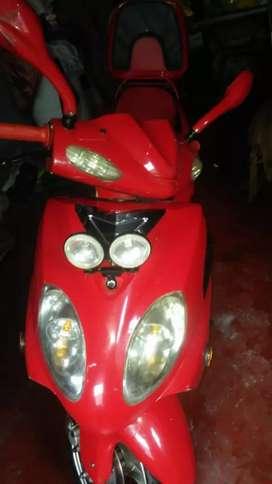 Vendo Gilera scooter