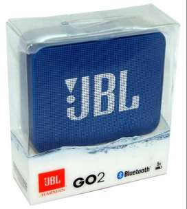 Parlante portatil JBL GO 2 original azul