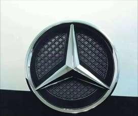 Estrella parrilla Mercedes Benz