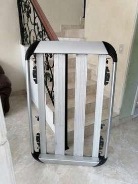Parrilla porta equipaje thule original