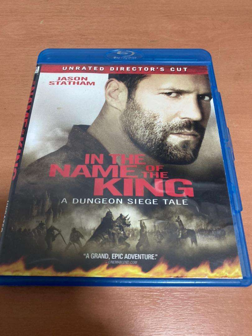 Bluray In The Name of the King 0