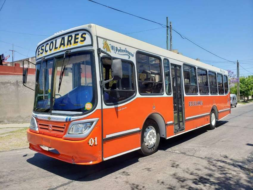 COLECTIVO ESCOLAR OF 1418 AÑO 2007 0
