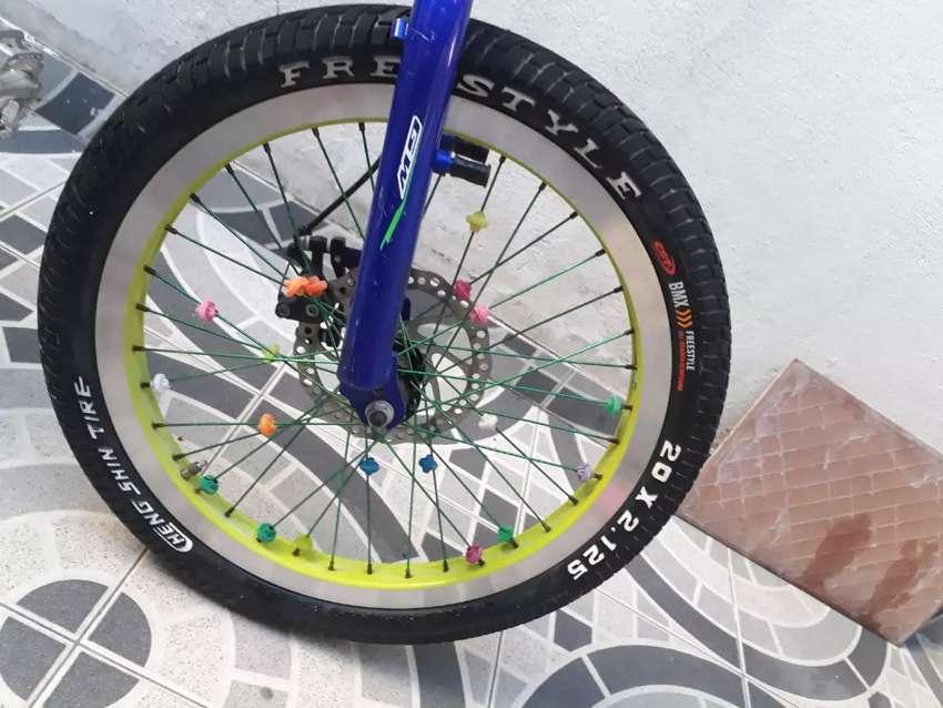Bicicleta Gw 0