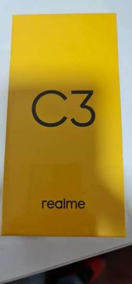 Realme C3 64 gb/3 gb ram M&M comunicaciones