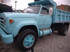 Volqueta Dodge 1980 Publica