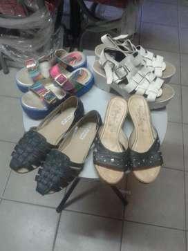 Sandalias Todas por 1.200