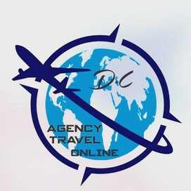 AGENCY TRAVEL DC ONLINE