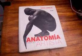 Libro Anatomia Para Artista Simblet Sarah más Envío más Regalo