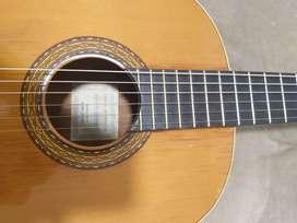 Guitarra Felipe Conde/ año 1960