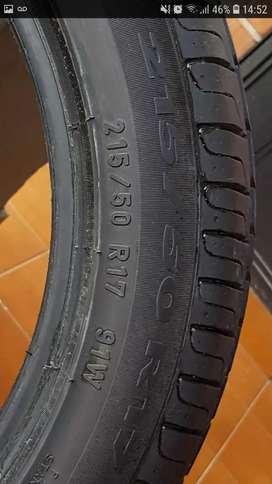 4 Ruedas 215/50 R17