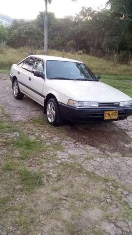 Vendo Mazda 626 excelente estado 7.900.000 contacto