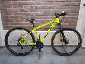 Bicicleta SLP Mountain bike ALUM 25 pro TM R29