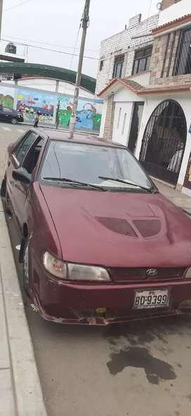 Remato auto Hyundai del 87