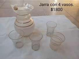 Vendo jarra vintage