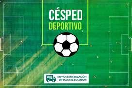 Césped Sintético Artificial Barato Futbol Guayaquil