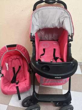 Coche para bebé marca Infanti