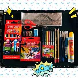 Kit de útiles escolares