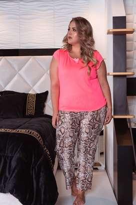 Pijama pantalón dama