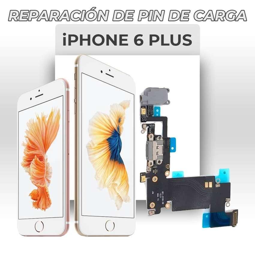 ¡Cambio de Pin de Carga de Iphone 6 Plus! 0