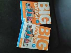 Libros de inglés  Big English 1