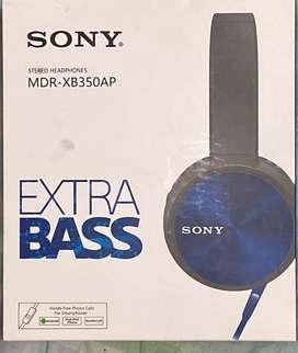Audifonos Sony Extra Bass