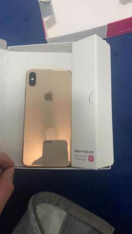 IPHONE XS MAX - 256 gb NUEVO