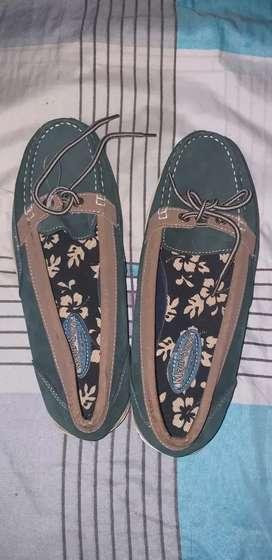 Zapatos  americanos  apaches