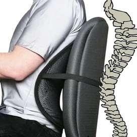 Soporte lumbar para silla