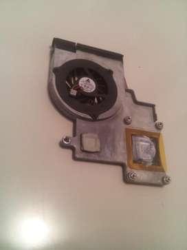 Ventilador disipador Compaq presario V3000
