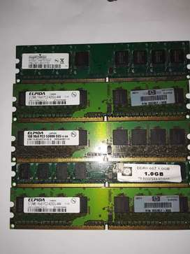 Memorias DDR2
