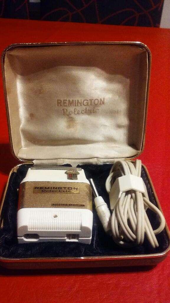 Afeitadora Remington Vintage 0