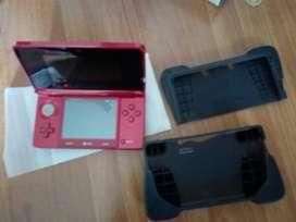 Nintendo 3Ds Mario Bros Japon ROJO