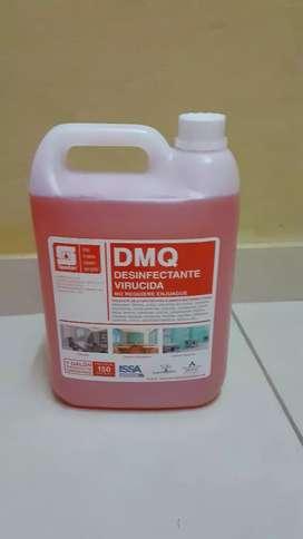 DMQ DESINFECTANTE VIRUCIDA