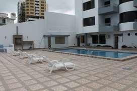 Se alquila Suite frente al mar y piscina