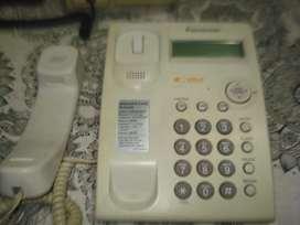 Teléfono De Mesa/pared Panasonic Kx-tsc11agw No Envio