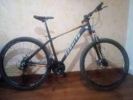 "Ganga!! Bicicleta Rali GRAVITY 29"" una semana de uso."