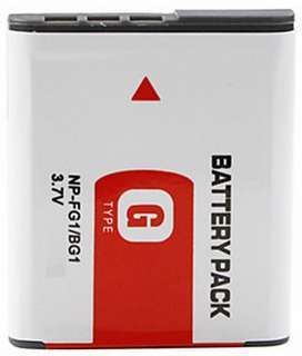 Batería Np-fg1 Np-bg1 Camara Sony Cybershot Compatible Original