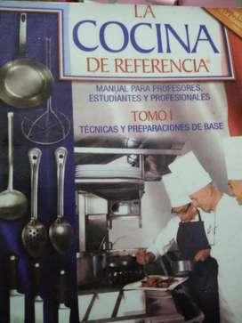 LIBRO COCINA DE REFERENCIA TOMO I