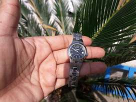 Reloj Fossil de Dama, elegante , excelente estado