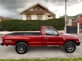 Camioneta mazda cabina sencilla 2600 4x4