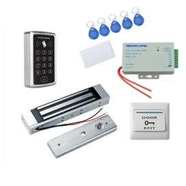 ELECTROIMAN puertas metálicas, vidrio apertura por teclado, llavero o control remoto servicio técnico